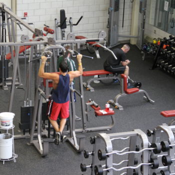 Growing Student Gym Traffic – Winter Break