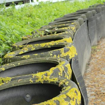 Recycled Rubber In Industry