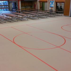 Resilient Sport Flooring