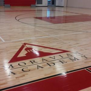 Wood Gymnasium