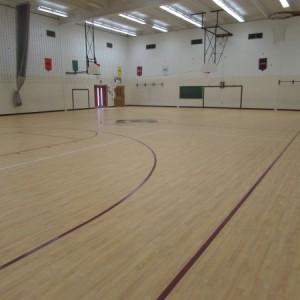 Vinyl School Flooring