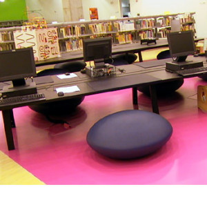 Childrens Library Flooring