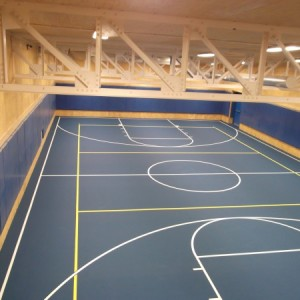Church Gymnasium Sports Flooring