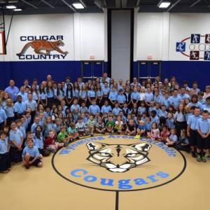 Church School Gym Flooring