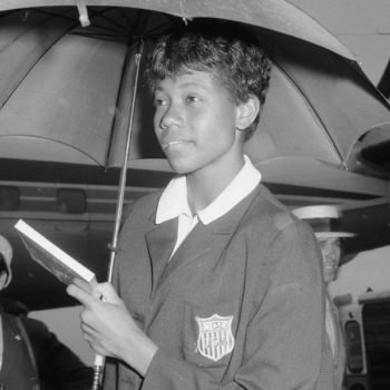 Athletes Of History: Wilma Glodean Rudolph